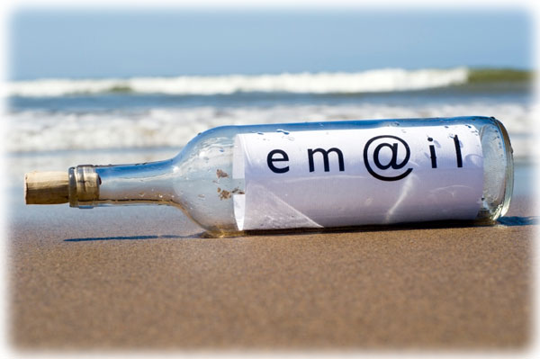 email flasche 2